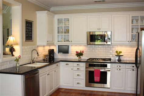 kitchen remodels with white cabinets glamorous white kitchen cabinets remodel ideas with molded