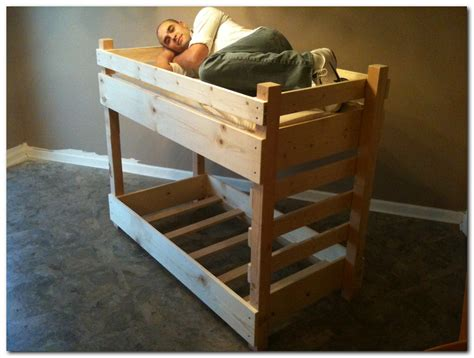 buy order customize a crib size toddler bunk bed by