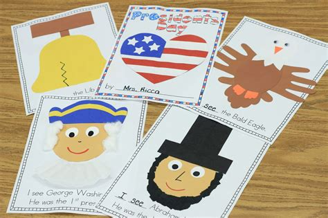 presidents day crafts for mrs ricca s kindergarten presidents day freebie