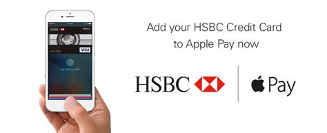 how to make hsbc credit card payment hsbc brings you apple pay use apple pay
