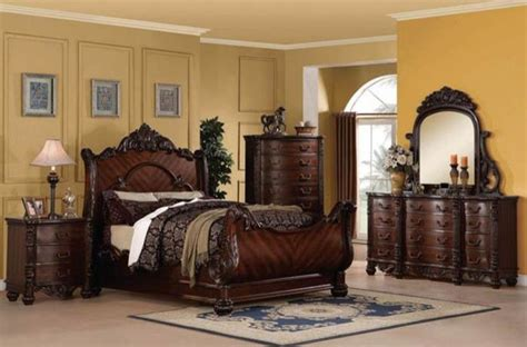 california king bed bedroom sets acme furniture jacob traditional cherry california