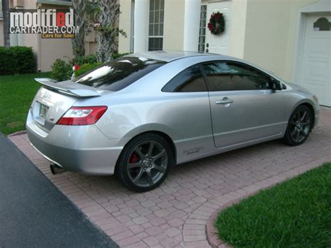2006 Honda Civic Si For Sale by 2006 Honda Turbocharged Civic Si For Sale Boca Raton