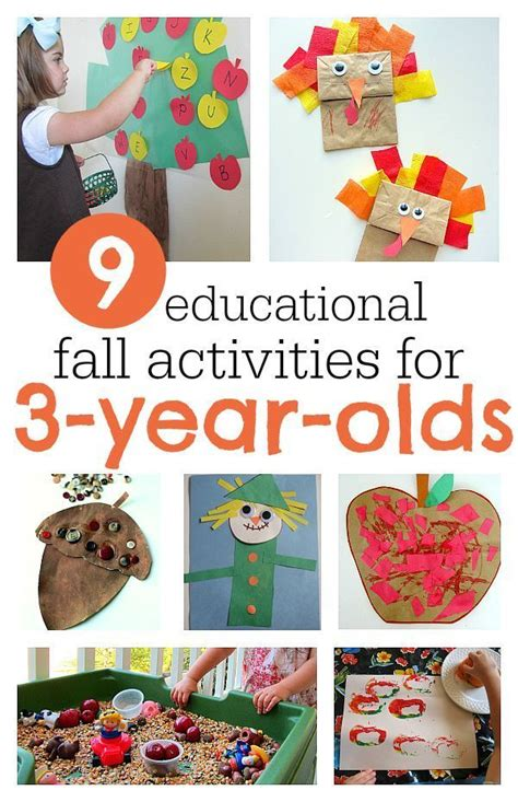 fall craft activities for 117 best fall activities pre k preschool images on