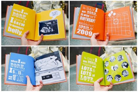children picture book ideas 15 unique ideas for creating a baby book parentmap