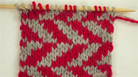 how to start fair isle knitting how to knit stranded fair isle