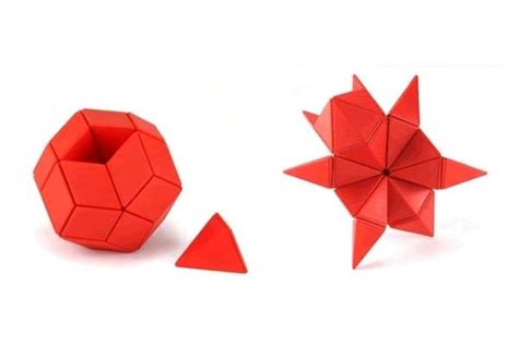 how to make cool origami toys origami inspired desk toys of whacks
