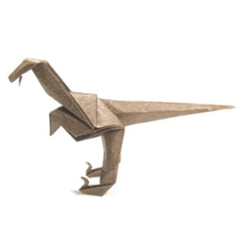 how to make an origami velociraptor how to make a simple origami velociraptor page 1