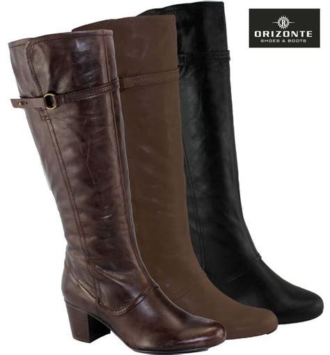 ladies boots on sale orizonte audrey leather womens ladies boots heels on sale
