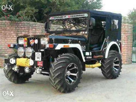 Jonga Car Wallpaper by Modified Open Jeep At Rs 390000 Mandi Dabwali