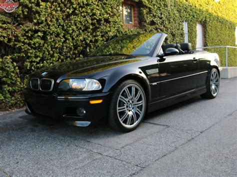Bmw M3 Convertible For Sale by 2006 Bmw M3 Convertible For Sale 1825453 Hemmings Motor