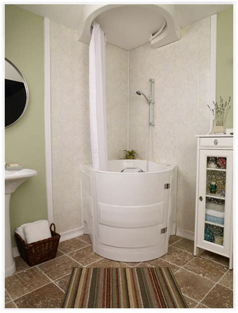 walk in baths with shower bathroom remodeling safe walk in tubs and showers