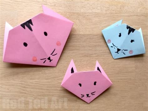 easy crafts with paper easy origami for ted s