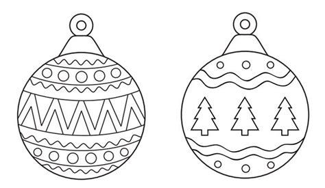 bolas arbol de navidad 20 dibujos de navidad para imprimir y colorear con ni 241 os