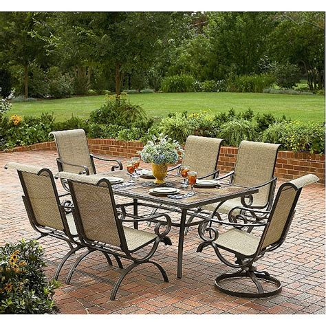 closeout patio furniture sets wow end of summer patio clearance 90 at kmart free