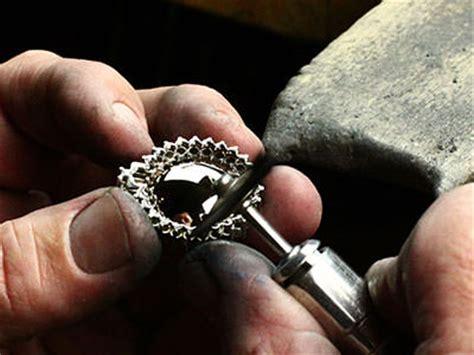 Jewelry Polishing Jewelry Process