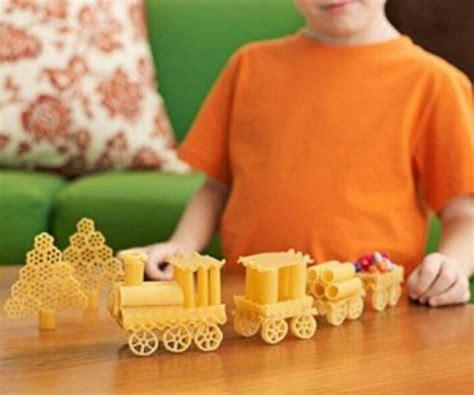 pasta crafts for pasta building crafts activities