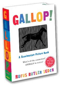 gallop a scanimation picture book gallop a scanimation picture book at science