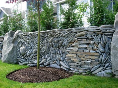 garden wall stones the garden ancient of