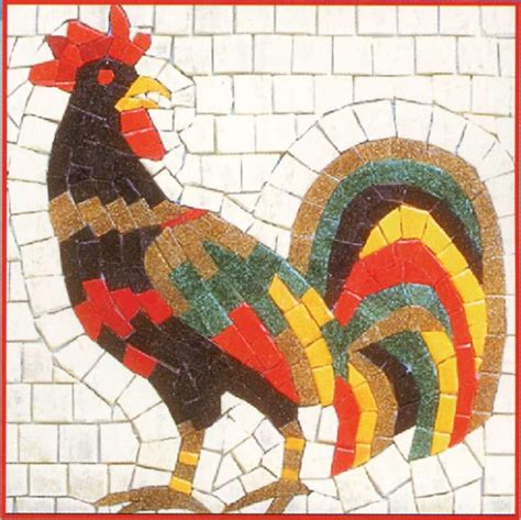 mosaic craft projects garden crafts archives favecrafts