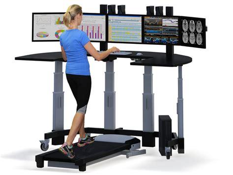 height adjustable treadmill standing desk afcindustries