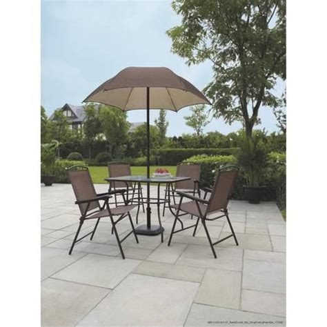 4 patio set with umbrella marvelous folding patio sets 4 patio furniture sets with