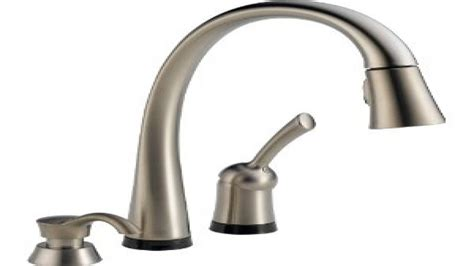 touch faucet kitchen delta touch2o kitchen faucet troubleshooting