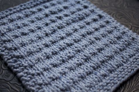 easy knit andalutheean knitted dishcloth house in the suburbs