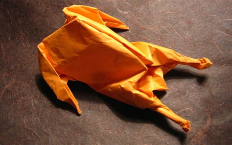 origami thanksgiving turkey the quot inductivist turkey quot and thanksgiving why we should