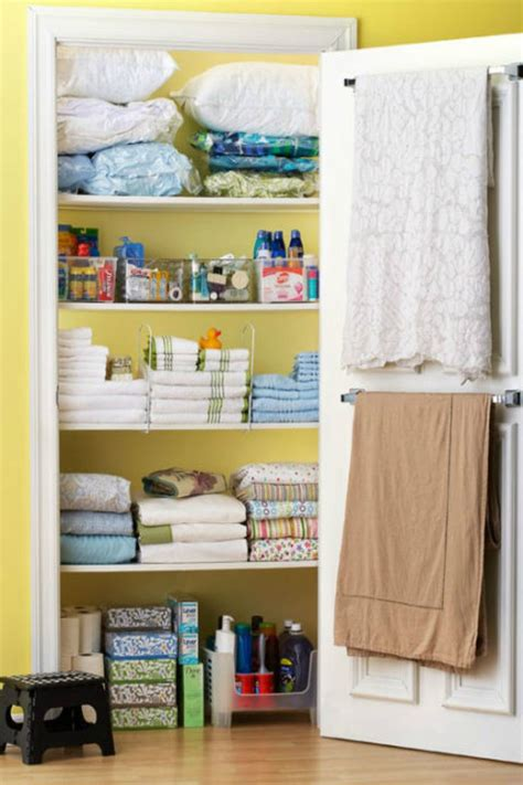 hacks for home organization 17 best images about chic organised closets linen on