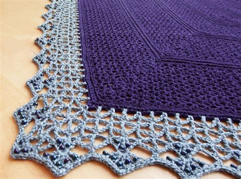 knitted edgings patterns free crochet shawl edging patterns crochet and knit