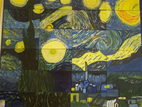 picasso paintings starry sectional painting arts at