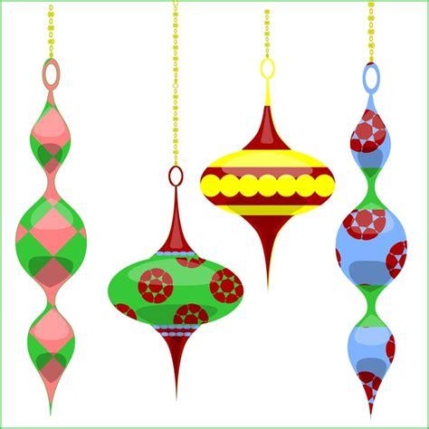retro ornaments ornaments clipart retro pencil and in color