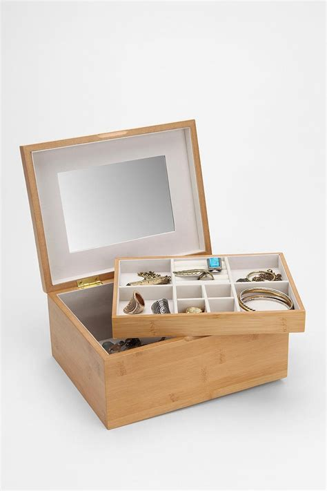 easy to make jewelry box plans for simple jewelry box woodworking projects plans