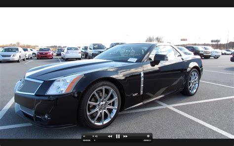 Cadillac V For Sale by Cadillac Xlr V For Sale