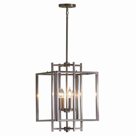 allen roth pendant light shop allen roth 14 in w brushed nickel standard pendant