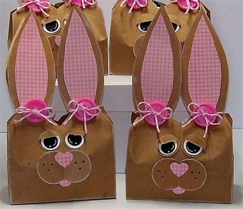 paper bag bunny craft 17 best images about paper bag crafts on