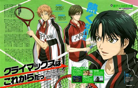 new prince of tennis new prince of tennis 1079703 zerochan