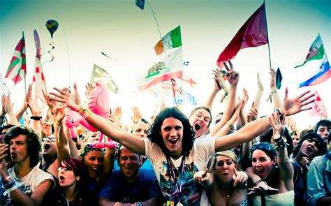 festival in the five you will meet at every festival the
