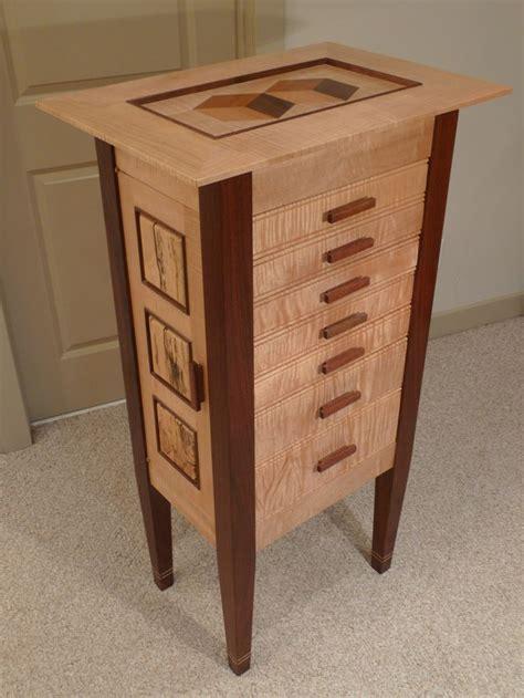 jewelry armoire plans woodworking oltre 1000 idee su progetti di ebanisteria su