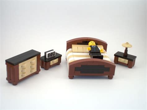 how to build bedroom furniture lego furniture legos