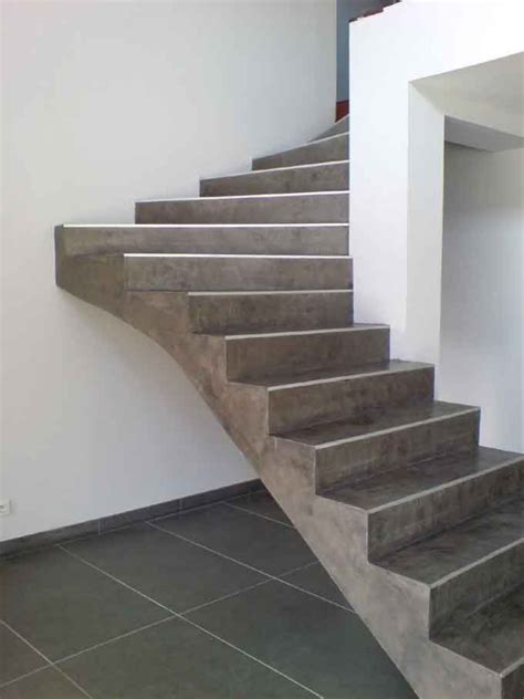 r 233 alisation d un escalier en b 233 ton cir 233 nos applications