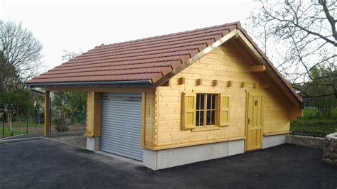 garage carport naturabois abris de jardin chalet de jardin pavillon et garage en bois