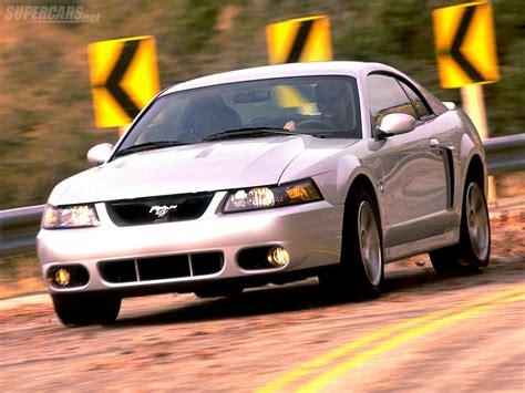 2003 Ford Mustang Cobra 2003 ford mustang svt cobra ford supercars net