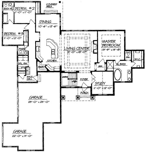 open concept ranch floor plans open concept ranch home plans