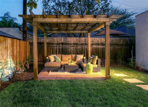 backyard wood patio backyard privacy ideas 11 ways to add yours bob vila