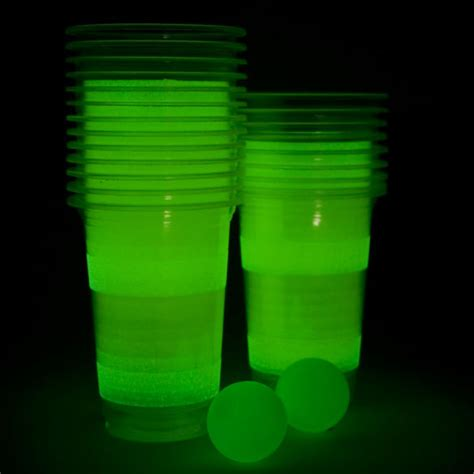 Glow In The Pong
