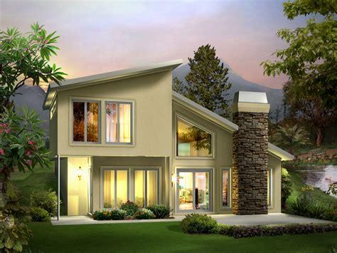 houses plans eureka berm home plan 122d 0001 house plans and more