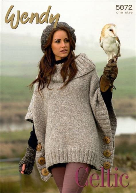 knitting pattern poncho with sleeves knitted poncho with sleeves images frompo 1