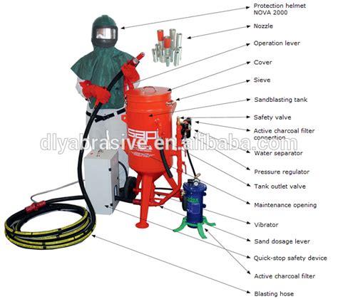 sandblasting suppliers iso9001 approved sand blasting dustless sandblasting