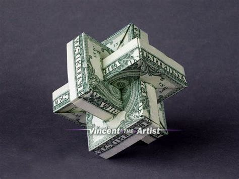 five dollar bill origami 1000 ideas about dollar bills on coining one